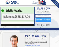 The Aussie Method to Make Money Online - Aleppo